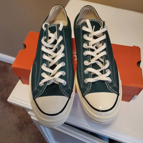 Converse Chuck 70s low Men Sz. 13 MNC Green